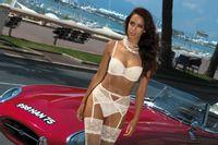 Figi Luxury P-236/2 Rozmiar M