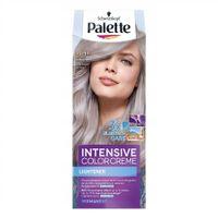 Palette Intensive Color Creme Lightener Farba Do Włosów W Kremie 10-19 Chłodny Srebrny Blond