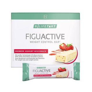 LR Figu Active batony o smaku truskawkowo-jogurtowym
