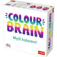 COLOUR BRAIN Myśl kolorem! TREFL