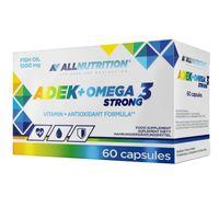 Allnutrition Adek Omega 3 Strong 60 K Odporność