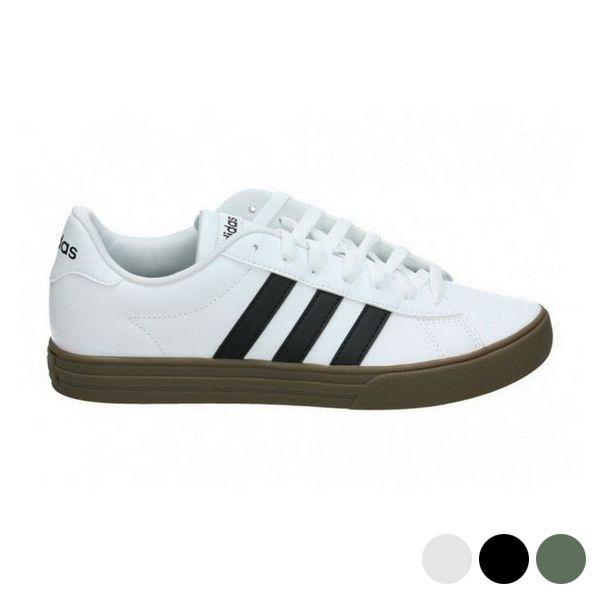 Buty Sportowe Casual Męskie Adidas Daily 2.0 Biały 45 13