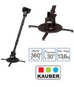 Kauber PRO1 Plus uniwersalny uchwyt projektora Kolor - Czarny