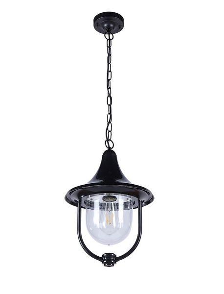 Lampa wisząca zewnętrzna 1xE27 ogrodowa zdjęcie 3