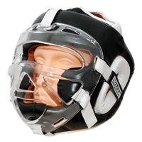 Dragon Sports kask na głowę ochraniacz z maską Rozmiar - XL