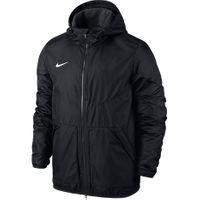 Kurtka dla dzieci Nike Team Fall Jacket Junior czarna 645905 010 L