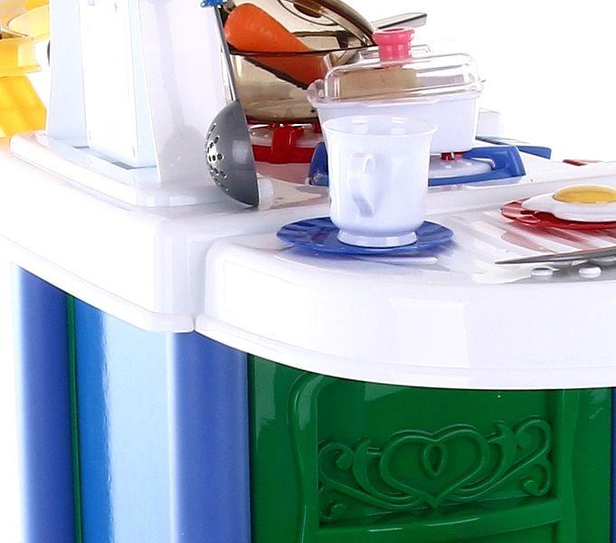 Kuchnia Dla Dzieci Na Wysokich Nóżkach Woda 6013n