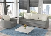 Zestaw SANTI SOFA + fotel do salonu kanapa