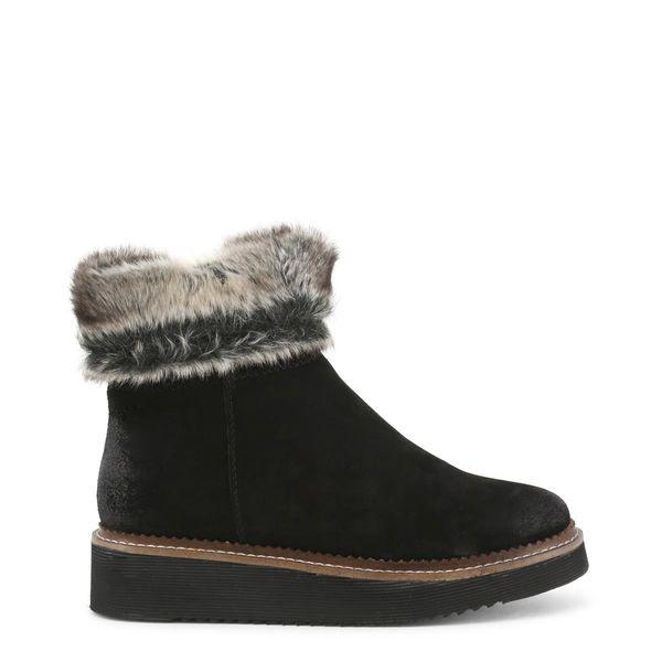 486303c746c1f Docksteps damskie buty za kostkę czarny 37 • Arena.pl
