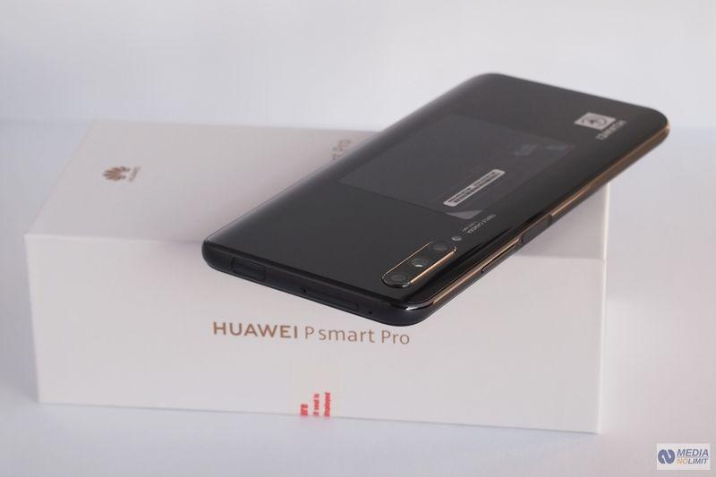 Huawei P smart Pro DS Black Polska Dystrybucja FV VAT 23% Gw 24M zdjęcie 3