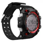 Zegarek Smartwatch S-Shock XR05 Pedometr IP67 Czerwony T257R