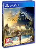 ASSASSIN'S CREED ORIGINS PS4 PL NOWA PUDEŁKO 24H