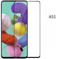 Samsung Galaxy A51 Szkło 5D Cały Ekran Full Glue
