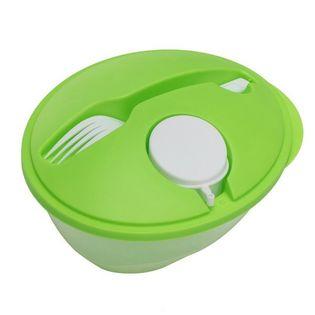 Pojemnik na sałatkę Veggy, zielony