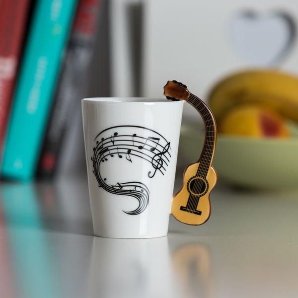 Kubek Muzyka - Gitara klasyczna zdjęcie 2