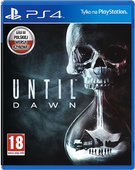 UNTIL DAWN PL PS4 NOWA