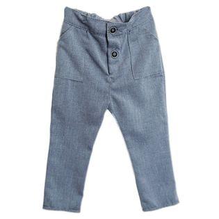 Spodnie eleganckie spodenki długie chłopięce + szelki