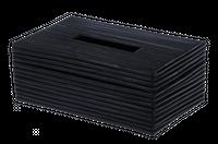 Pojemnik Na Chusteczki Durban Black 27X17X10 Cm