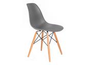 Krzesło CIEMNOSZARE DSW Milano Design DSW France 8011