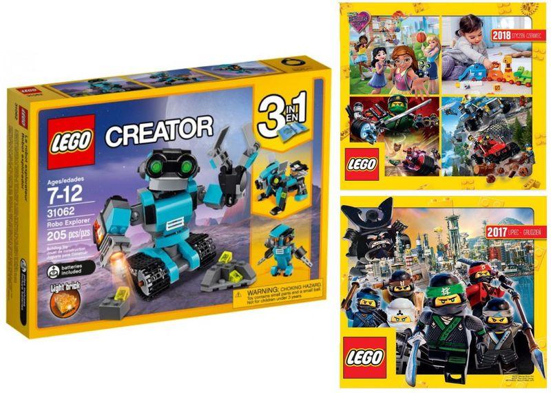 Lego Creator 31062 Robot Odkrywca 2 Katalogi Lego Arenapl