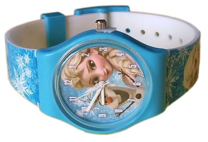 Zegarek dziecięcy Frozen Licencja Disney (41441) zdjęcie 4