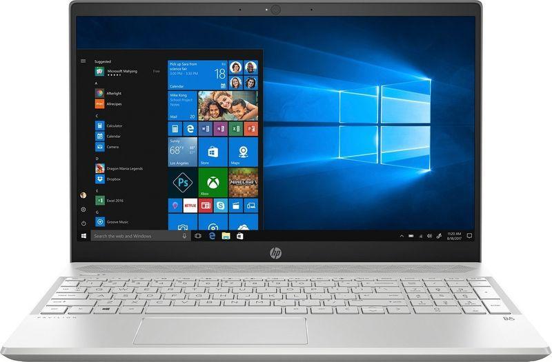 HP Pavilion 15 FullHD IPS Intel Core i7-8565U Quad 8GB DDR4 256GB SSD NVMe NVIDIA GeForce GTX 1050 Ti 4GB Windows 10 na Arena.pl