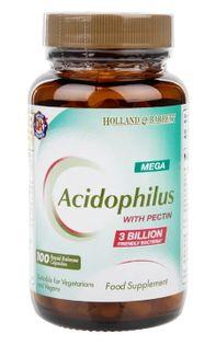 Mega Potency Acidophilus - 100 caps Holland & Barrett
