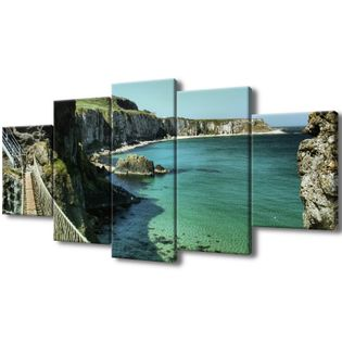 Fotoobraz 150X70 Pejzaż Morski