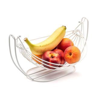 Kosz Na Owoce Biały Tadar Kołyska Td-4938