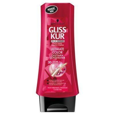 Gliss Kur Color Odżywka do włosów 200ml - Odżywka - Color na Arena.pl