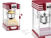 Maszyna do popcornu 300W RETRO BREDECO BCPK-300-WR