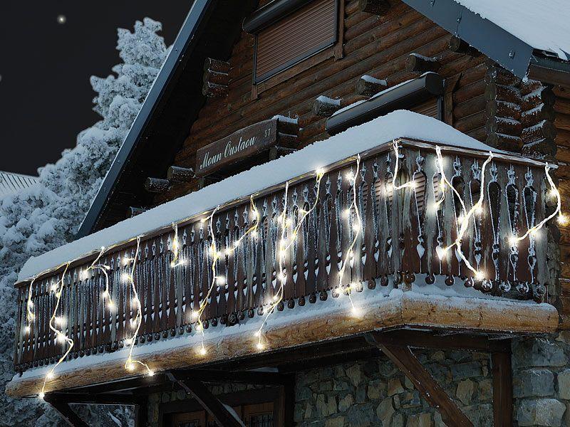 Lampki świąteczne LED ciepła biel Lunartec zdjęcie 5