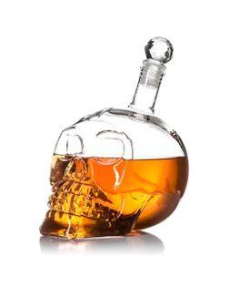 KARAFKA CZASZKA whisky prezent urodziny 18 20 40