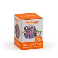 Marioinex - Klocki Mini Waffle Księżniczka zestaw mały 02486