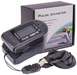 Pulsoksymetr CMS 50D OLED pulsometr i oksymetr