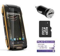 MyPhone HAMMER AXE 3G 8GB IP68 DUAL SIM + 79ZŁ
