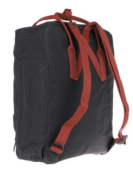 Plecak KANKEN FJALLRAVEN Black-Ox Red F23510-550-326 zdjęcie 2