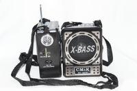 Przenośne Wielofunkcyjne Radio Latarka USB Akumulatorem