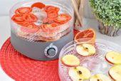 Suszarka do grzybów, owoców i warzyw z akcesoriami zdjęcie 80