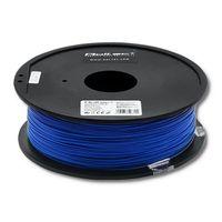 Filament Qoltec do druku 3D   PLA PRO   1,75mm   1kg   Blue