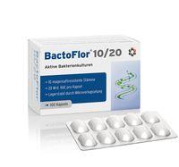 BactoFlor 10/20 100 kapsułek