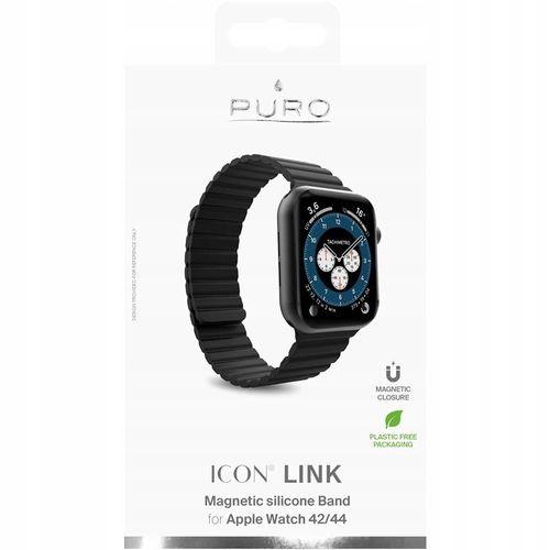 Pasek Magnetyczny PURO do Smartwatch, Apple Watch 42/44 mm na Arena.pl