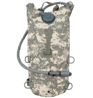 """Plecak hydracyjny z pokrowcem TPU """"Extreme"""" 2,5 l AT-digital"""