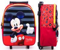 Torba walizka na kółkach Mickey Mouse Licencja Disney (MC905026)