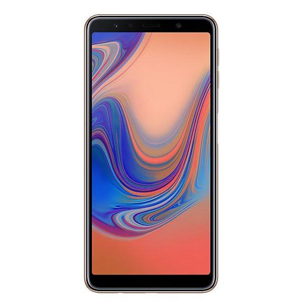 Samsung A7 (2018) Duos Gold Fabrycznie Nowe FV VAT 23% Gw 24 Mies. zdjęcie 1