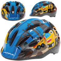 KASK ALPINA GAMMA 2.0 KIDS CONSTRUCTION 51-56CM