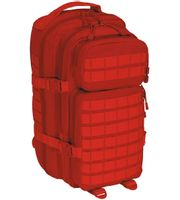"""Plecak US Assault I """"Basic"""" czerwony"""