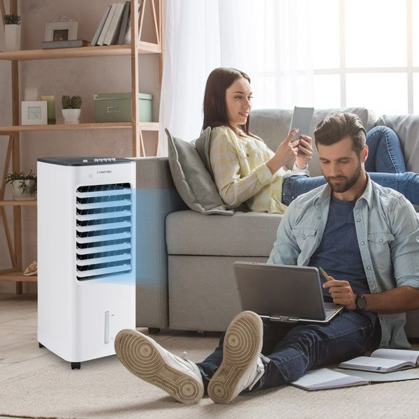 Aircooler klimatyzer schładzacz i odświeżacz powietrza PAE 21 TROTEC na Arena.pl