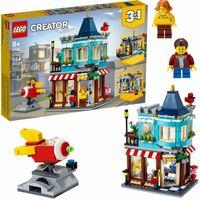 LEGO Creator Sklep z zabawkami 3w1 31105