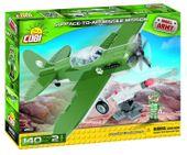 Small Army 140 elementów Powietrzna Misja